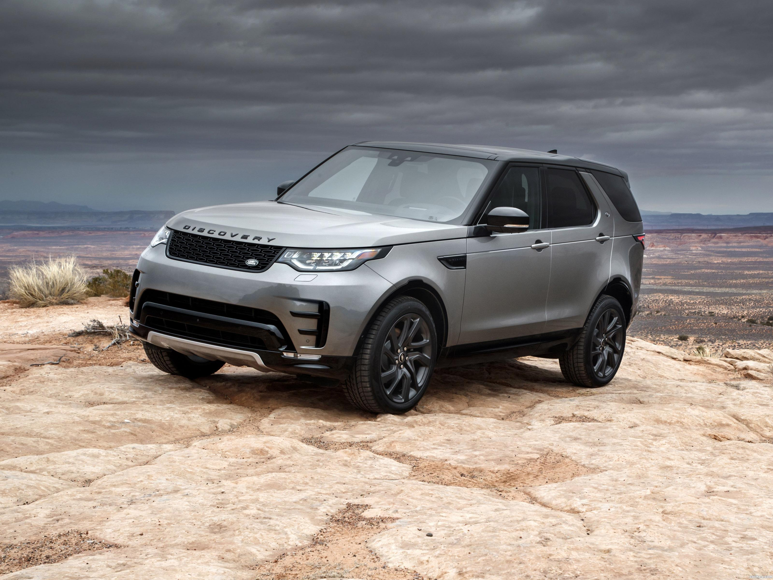 Foto 13 de Land Rover Discovery HSE Si6 Dynamic Design Pack USA 2017