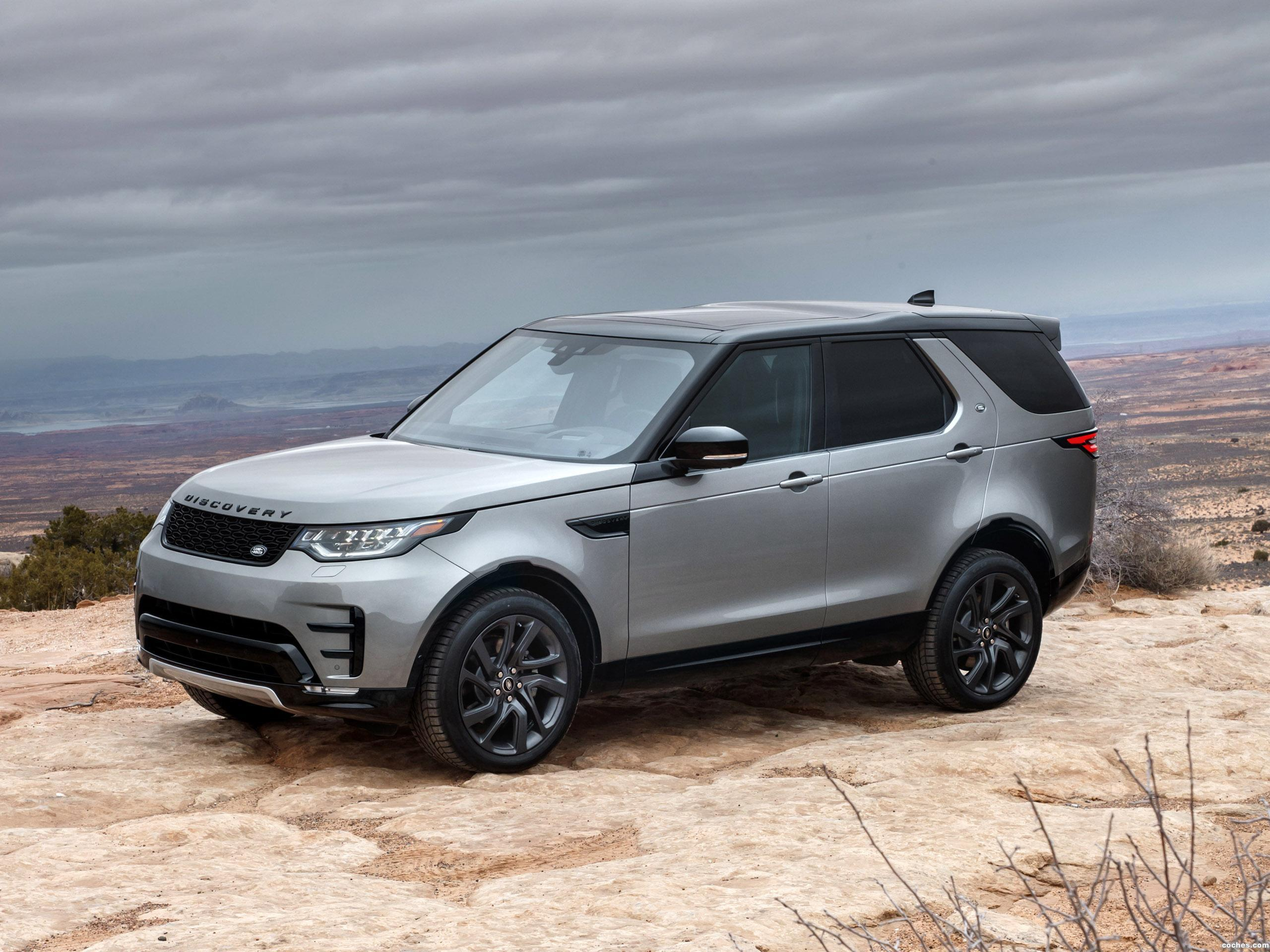 Foto 11 de Land Rover Discovery HSE Si6 Dynamic Design Pack USA 2017
