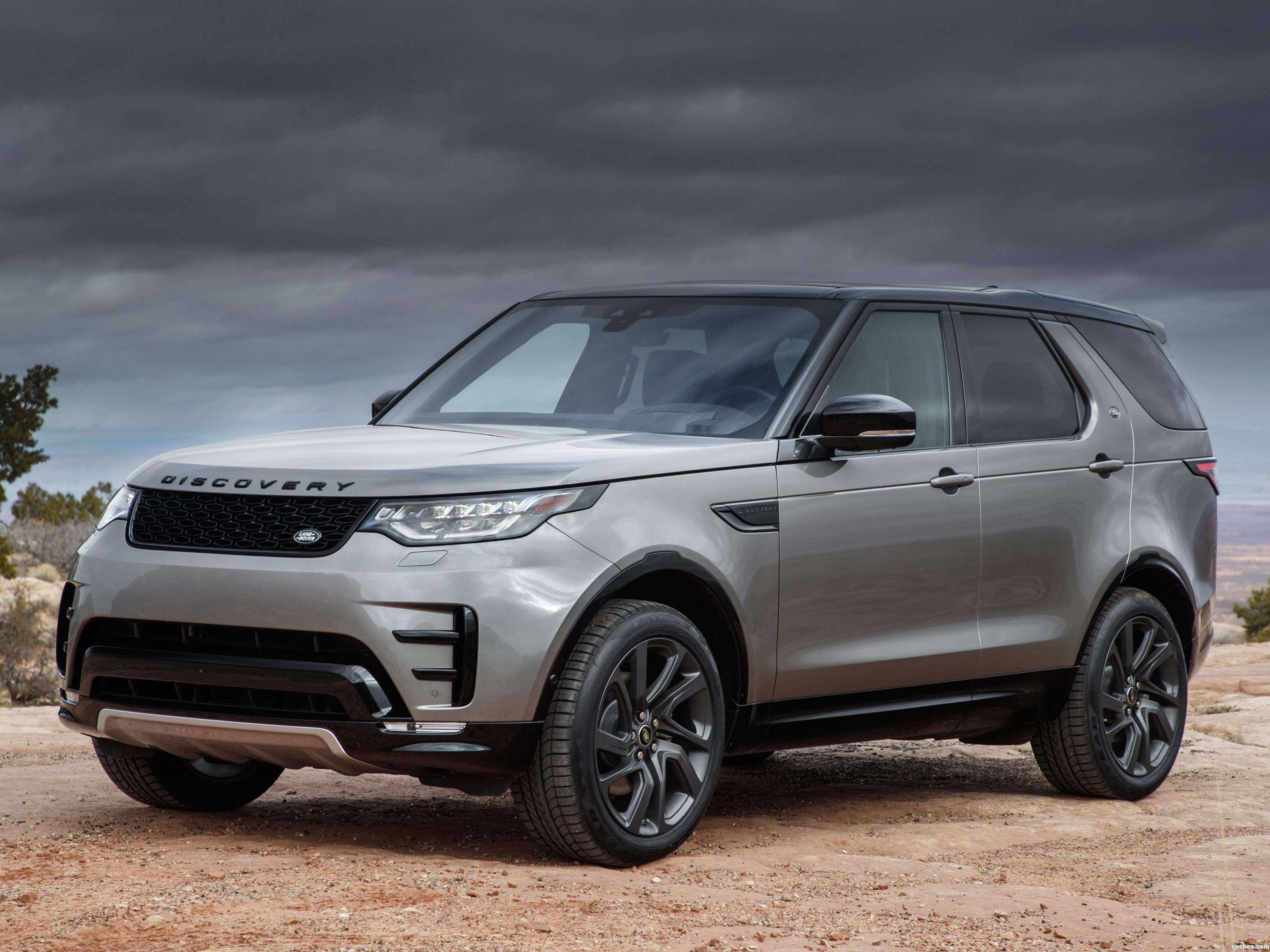 Foto 10 de Land Rover Discovery HSE Si6 Dynamic Design Pack USA 2017