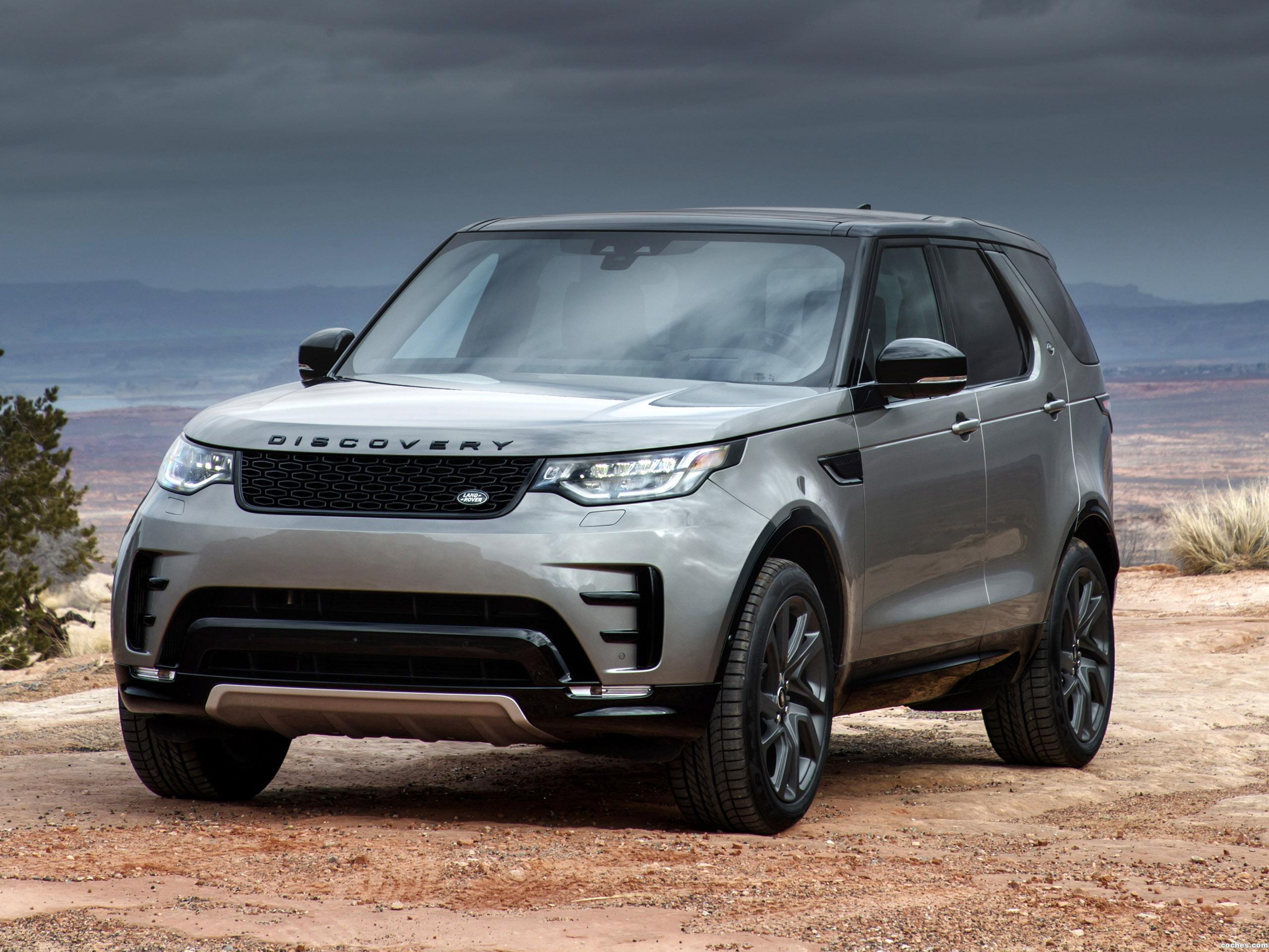 Foto 9 de Land Rover Discovery HSE Si6 Dynamic Design Pack USA 2017