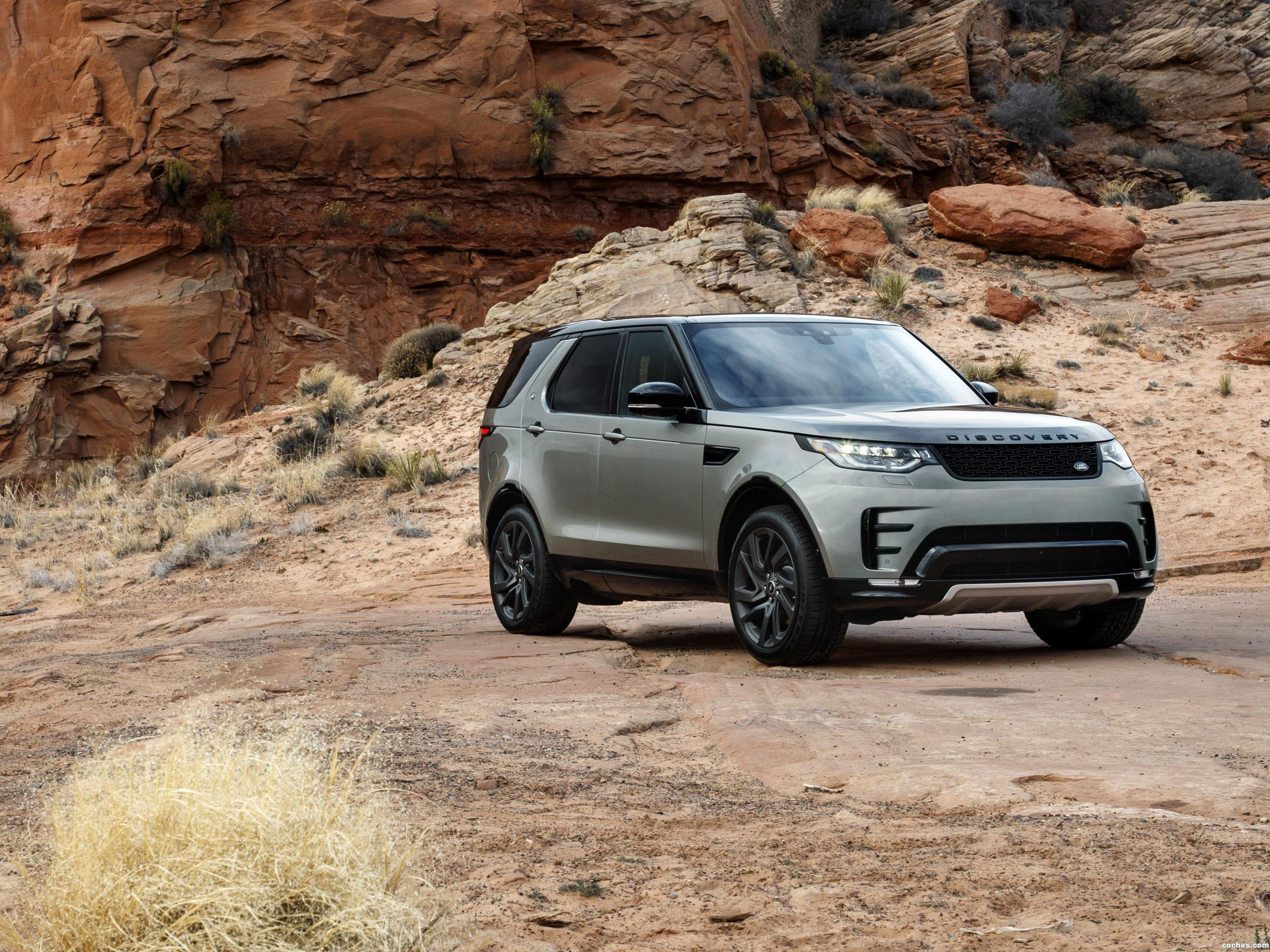 Foto 8 de Land Rover Discovery HSE Si6 Dynamic Design Pack USA 2017
