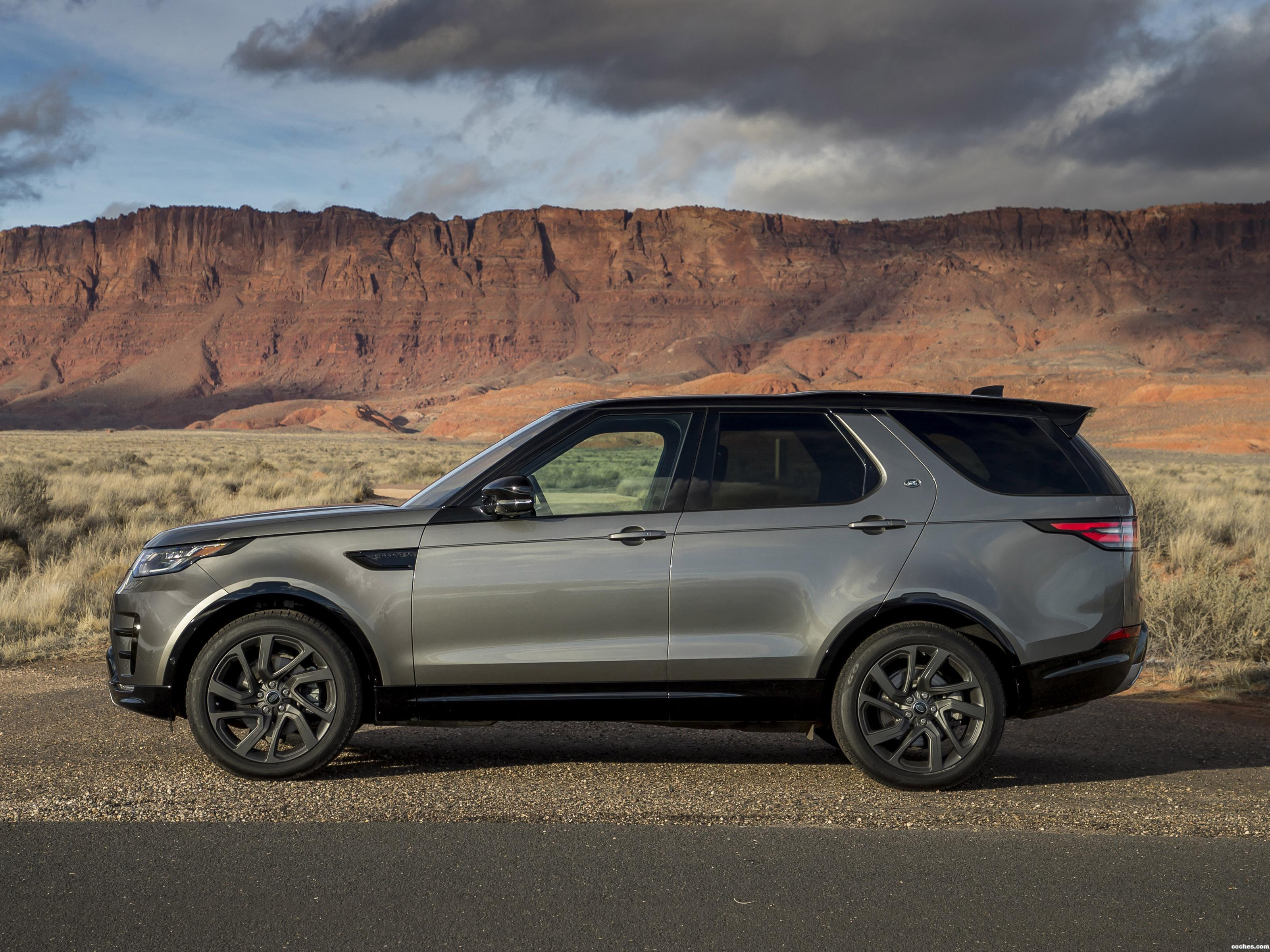 Foto 7 de Land Rover Discovery HSE Si6 Dynamic Design Pack USA 2017