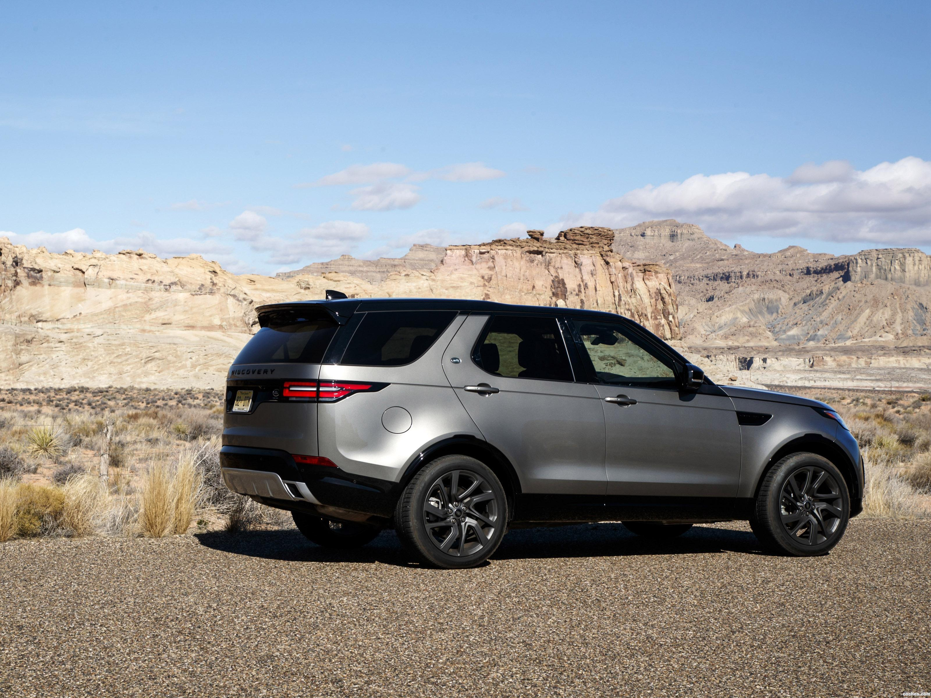 Foto 6 de Land Rover Discovery HSE Si6 Dynamic Design Pack USA 2017