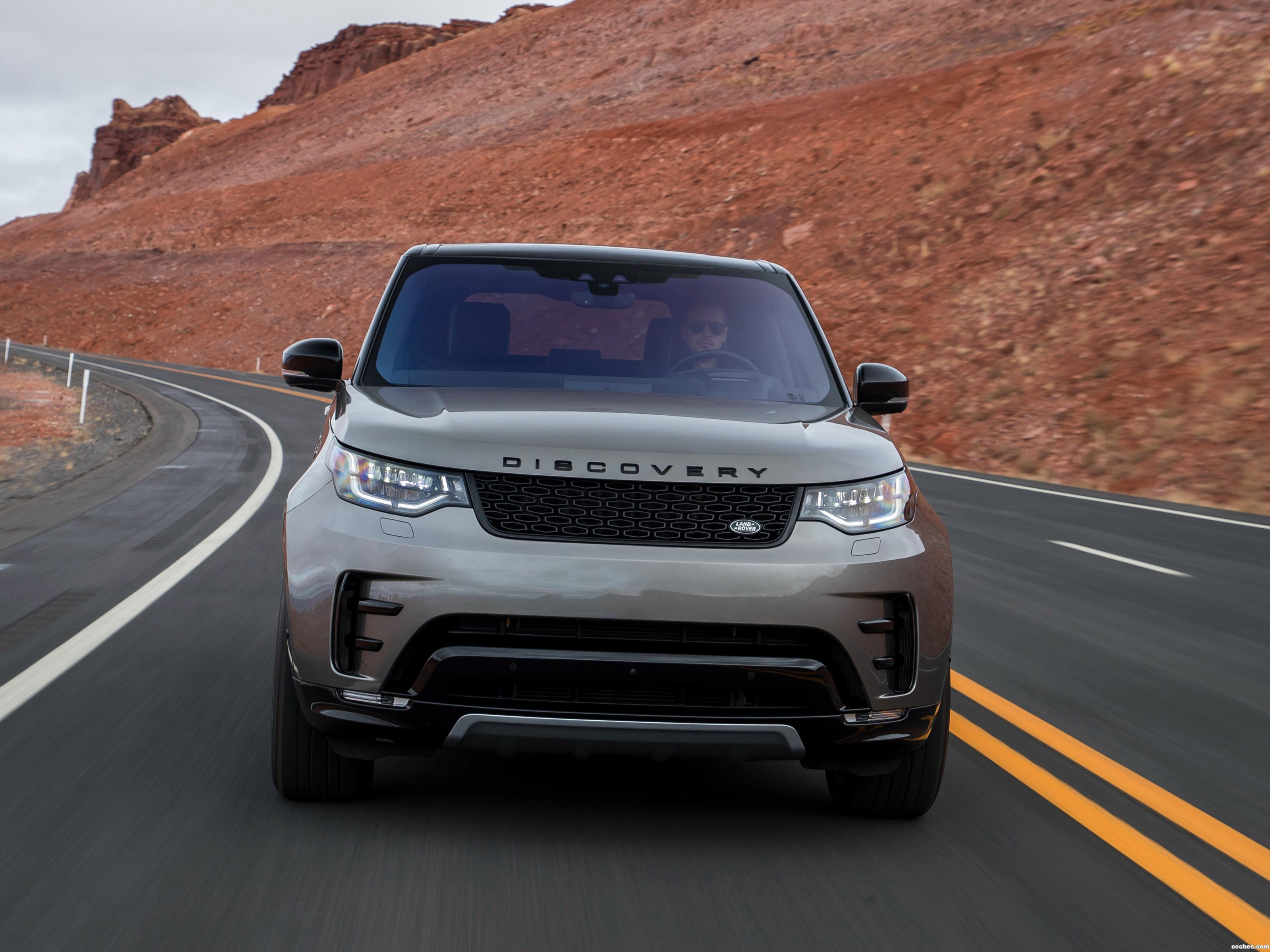 Foto 4 de Land Rover Discovery HSE Si6 Dynamic Design Pack USA 2017