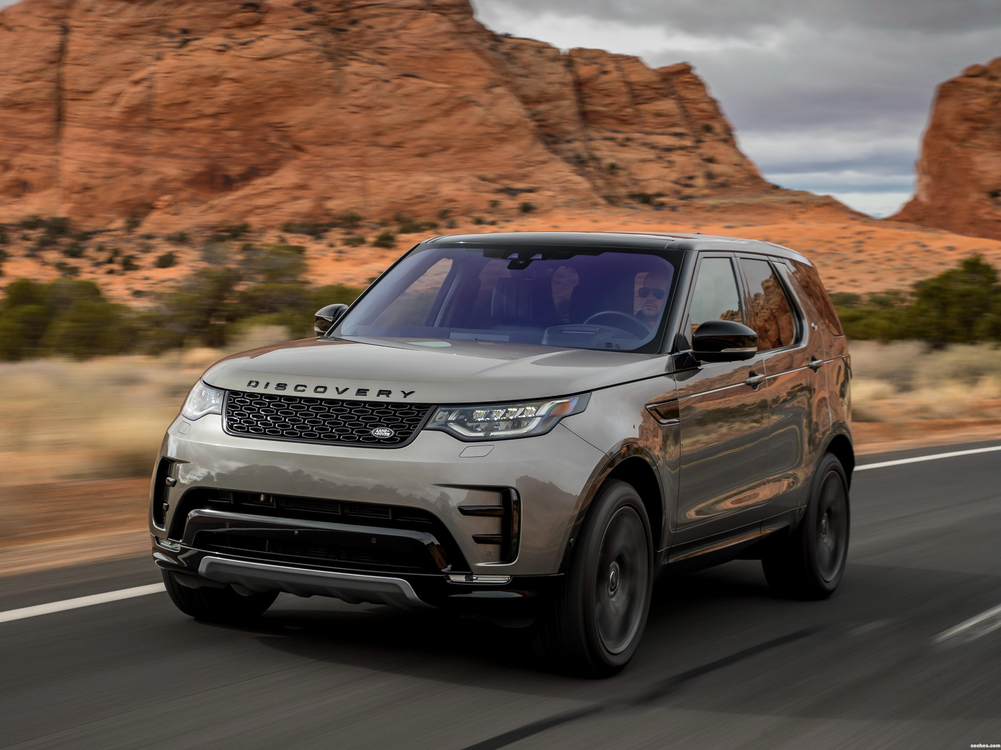 Foto 0 de Land Rover Discovery HSE Si6 Dynamic Design Pack USA 2017