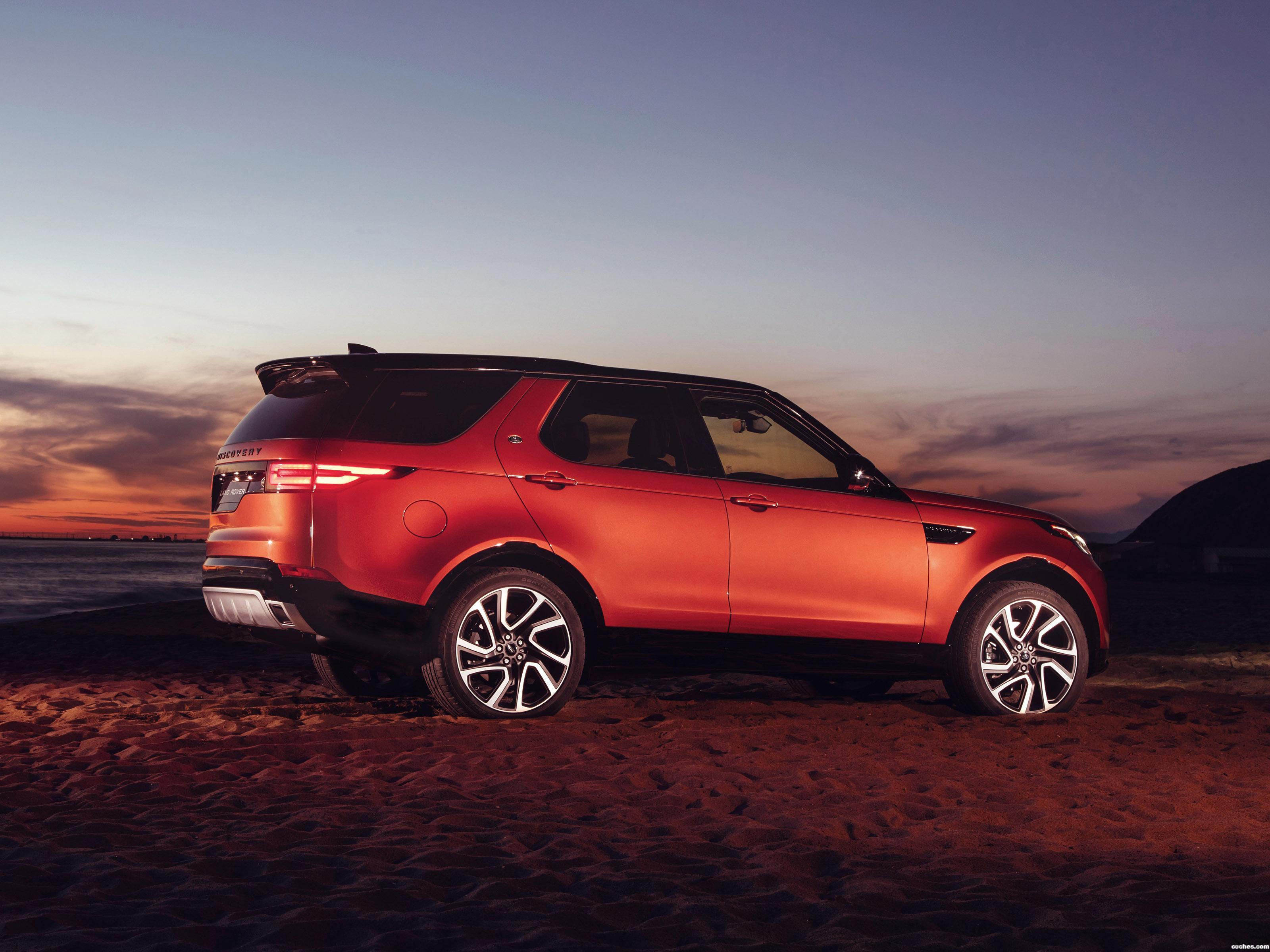 Foto 23 de Land Rover Discovery HSE Si6 Dynamic Design Pack USA 2017