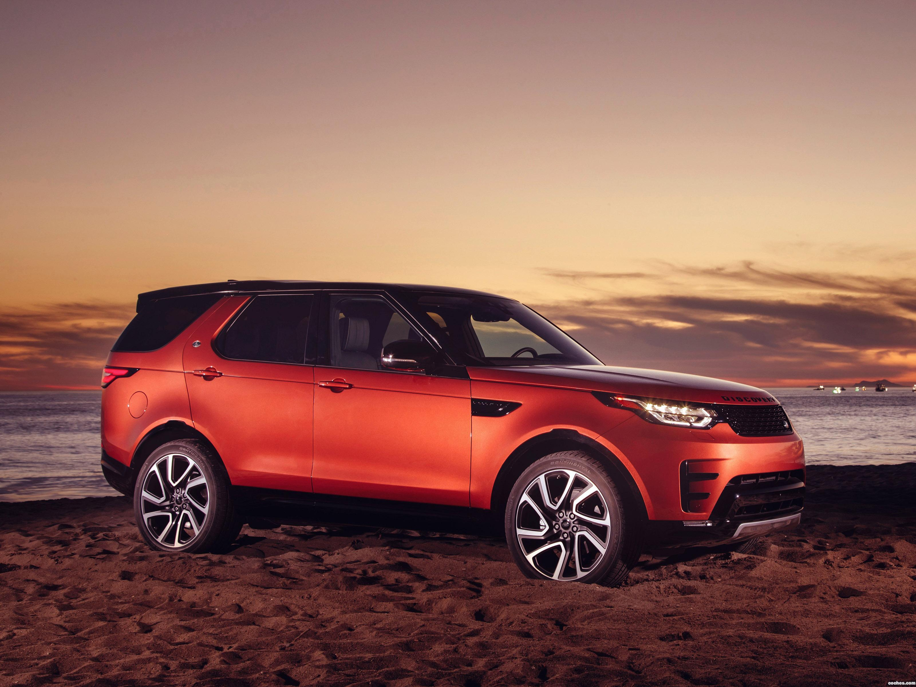 Foto 22 de Land Rover Discovery HSE Si6 Dynamic Design Pack USA 2017