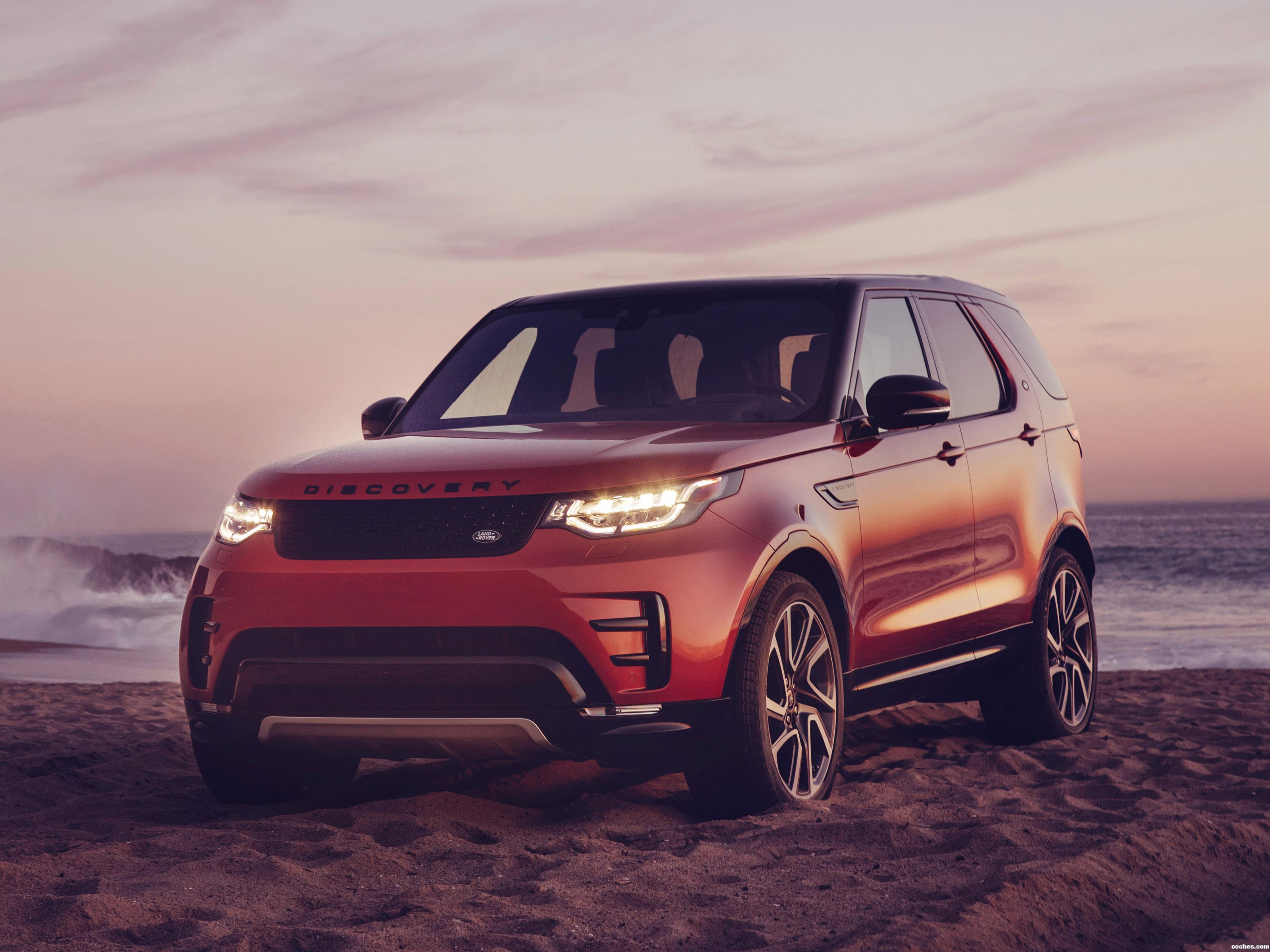 Foto 21 de Land Rover Discovery HSE Si6 Dynamic Design Pack USA 2017