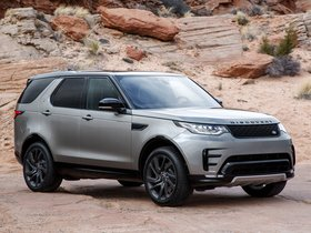 Ver foto 16 de Land Rover Discovery HSE Si6 Dynamic Design Pack USA 2017