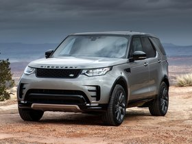 Ver foto 10 de Land Rover Discovery HSE Si6 Dynamic Design Pack USA 2017