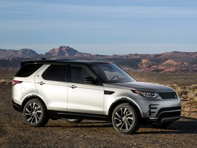 Ver foto 25 de Land Rover Discovery HSE Si6 Dynamic Design Pack USA 2017