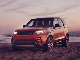 Ver foto 22 de Land Rover Discovery HSE Si6 Dynamic Design Pack USA 2017
