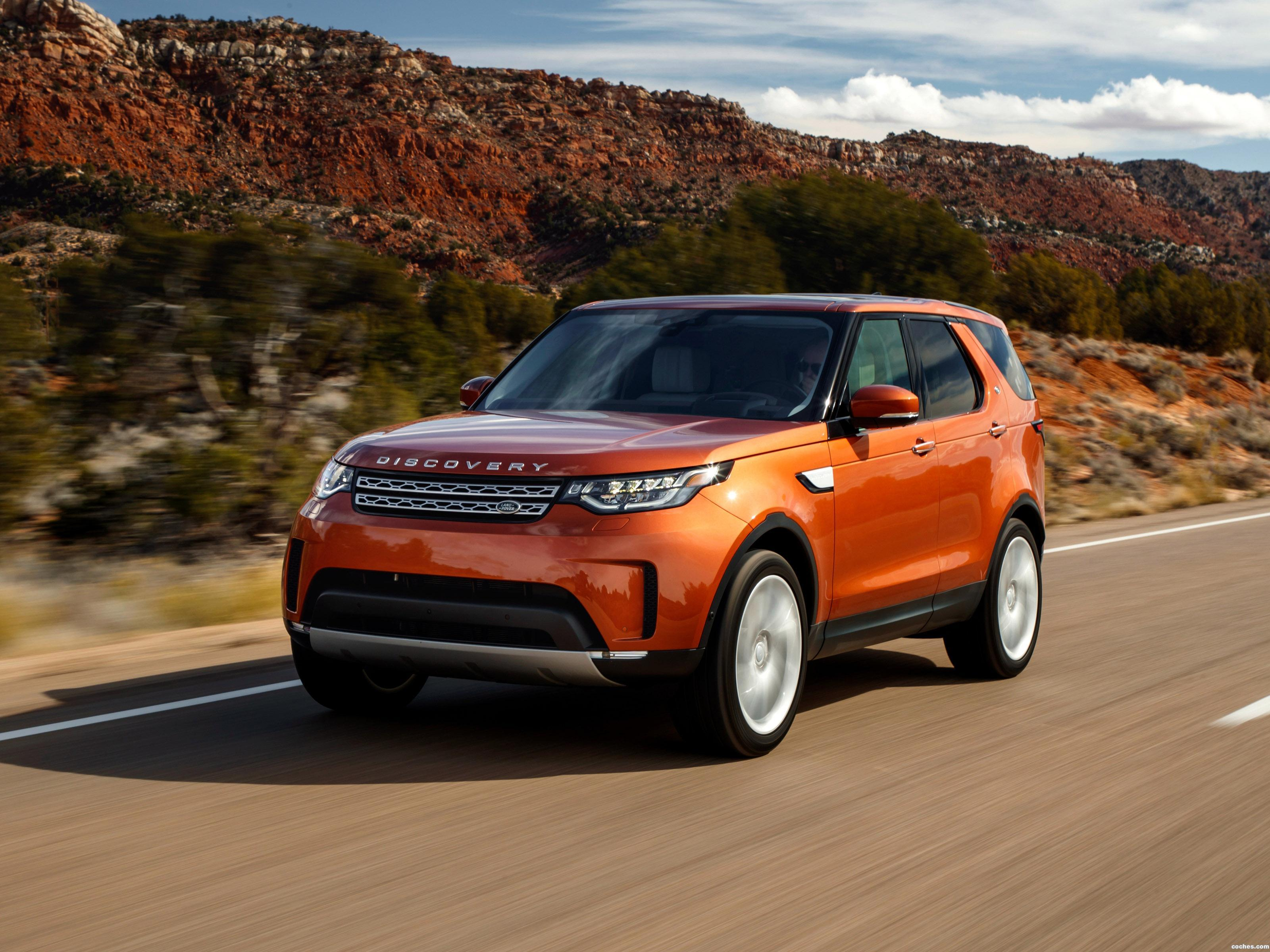 Foto 0 de Land Rover Discovery HSE TD6 USA 2017