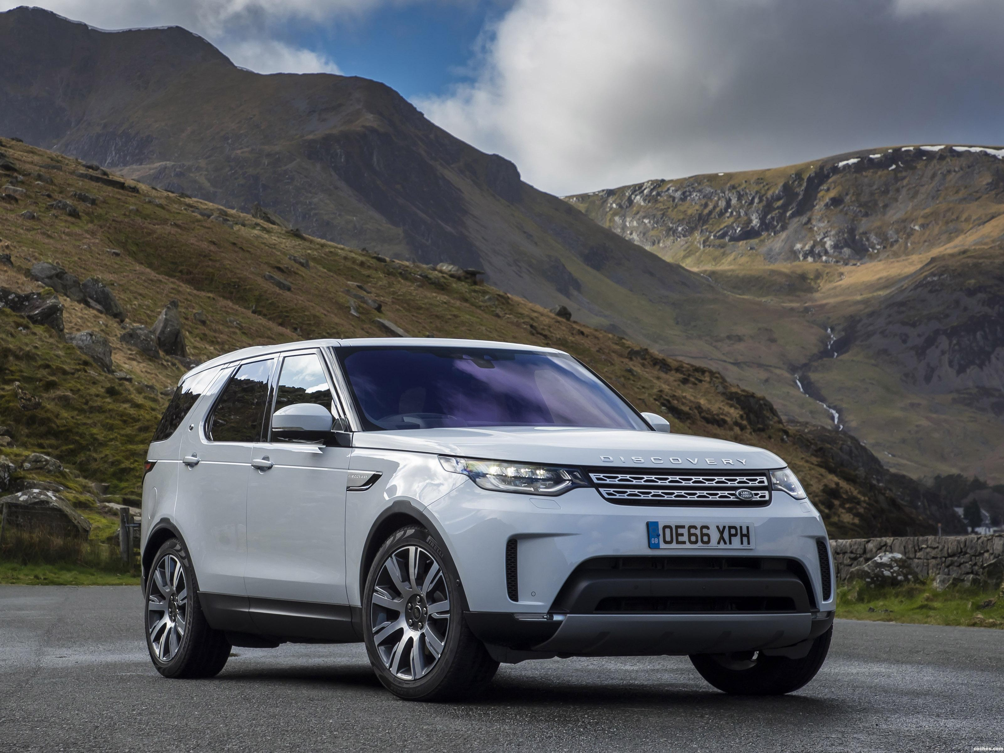 Foto 0 de Land Rover Discovery HSE TD6 UK 2017