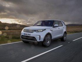 Ver foto 28 de Land Rover Discovery HSE TD6 UK 2017