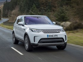 Ver foto 17 de Land Rover Discovery HSE TD6 UK 2017