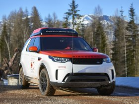 Ver foto 4 de Land Rover Discovery Project Hero 2017