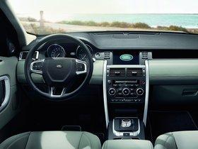 Ver foto 10 de Land Rover Discovery Sport HSE Luxury Black Pack L550 2014