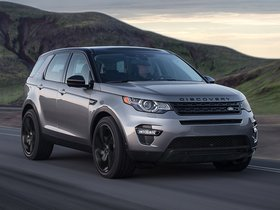 Fotos de Land Rover Discovery Sport HSE Luxury Black Pack L550 2014