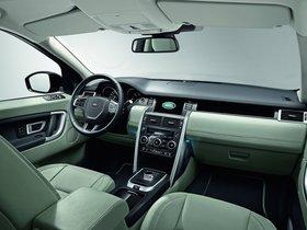 Ver foto 9 de Land Rover Discovery Sport HSE Luxury Black Pack L550 2014
