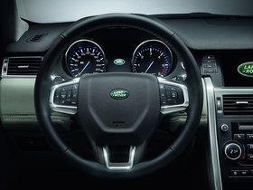 Ver foto 8 de Land Rover Discovery Sport HSE Luxury Black Pack L550 2014