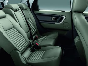 Ver foto 7 de Land Rover Discovery Sport HSE Luxury Black Pack L550 2014