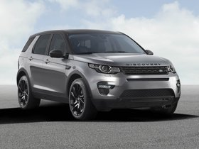 Ver foto 5 de Land Rover Discovery Sport HSE Luxury Black Pack L550 2014