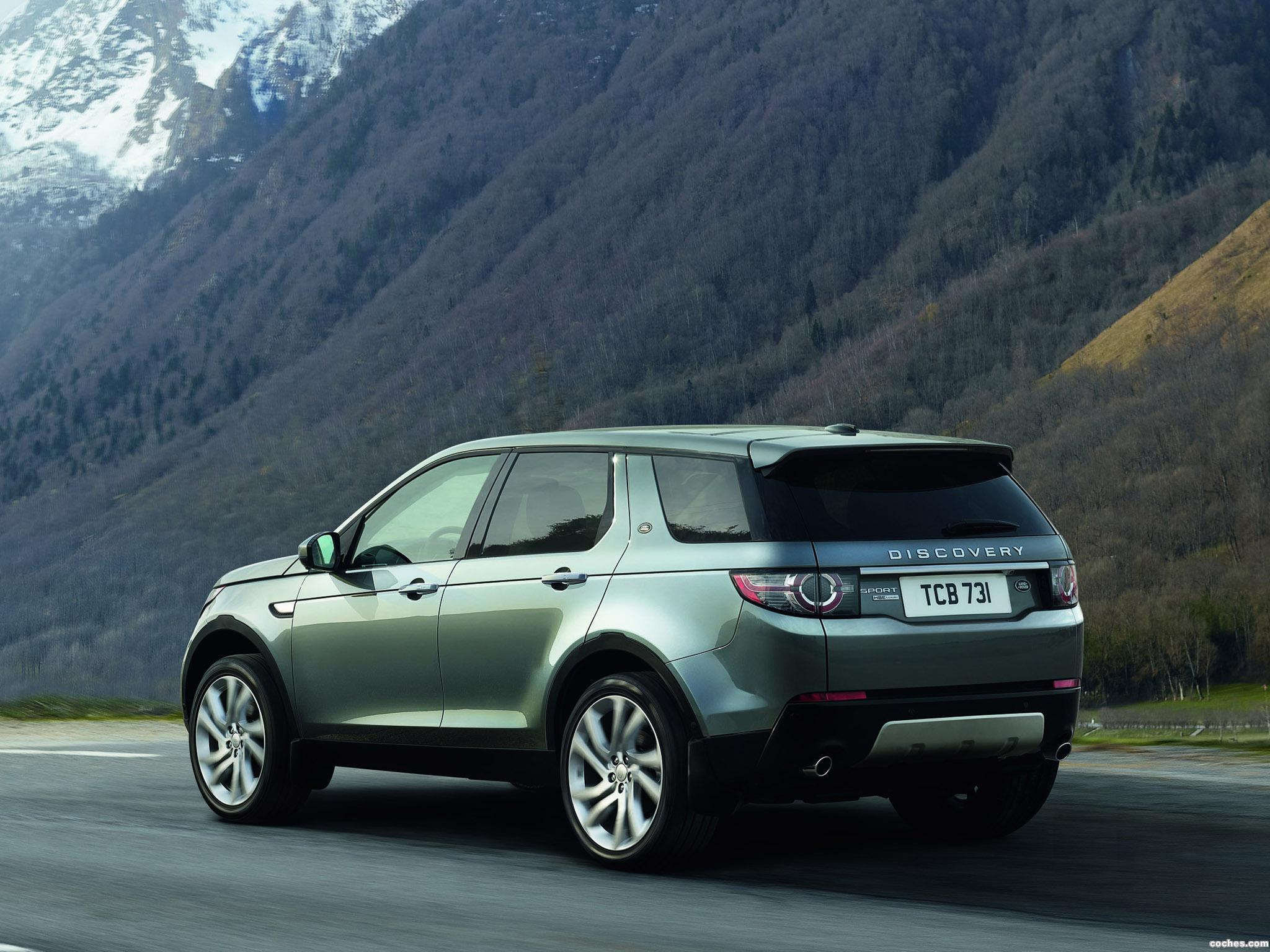 Foto 20 de Land Rover Discovery Sport HSE Luxury L550 2015