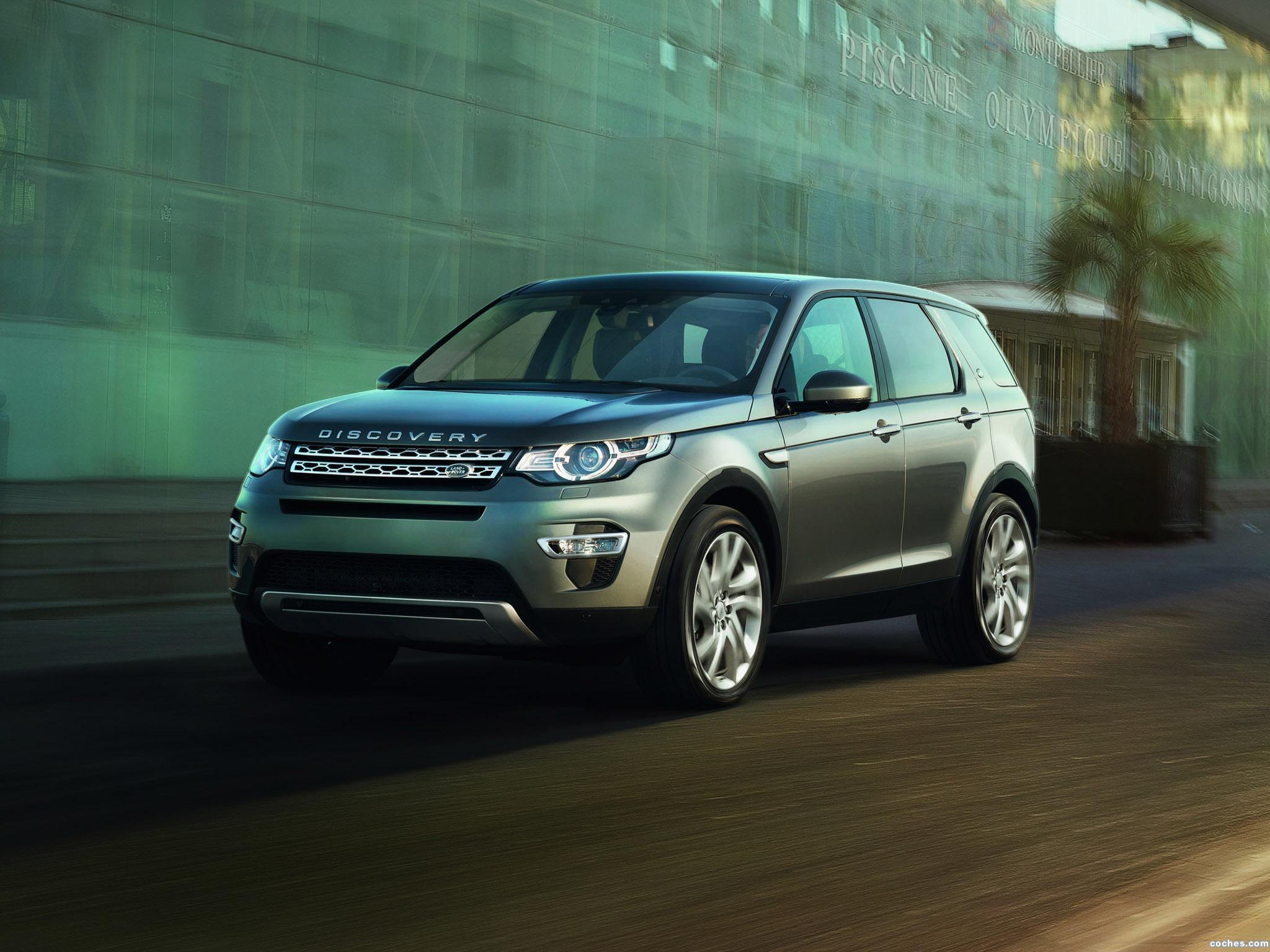 Foto 18 de Land Rover Discovery Sport HSE Luxury L550 2015