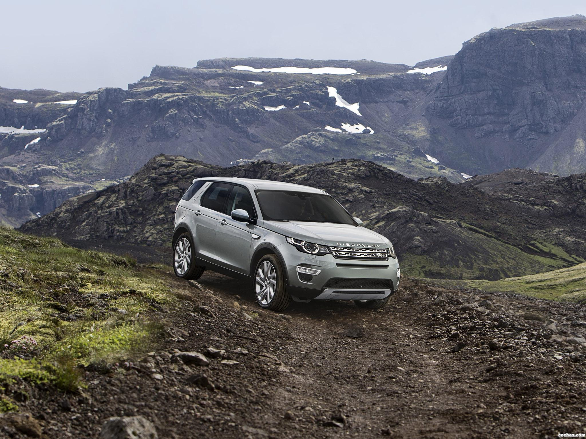 Foto 14 de Land Rover Discovery Sport HSE Luxury L550 2015