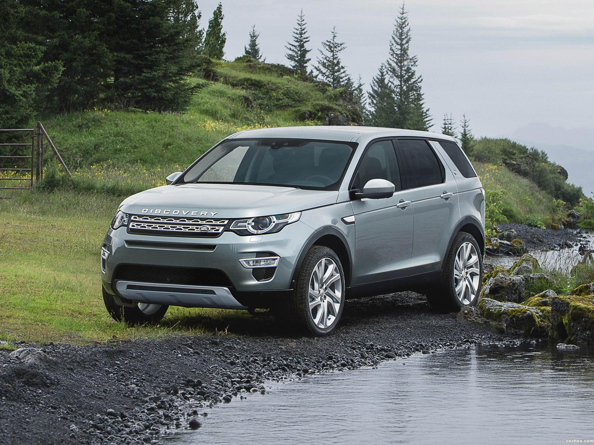 Foto 12 de Land Rover Discovery Sport HSE Luxury L550 2015
