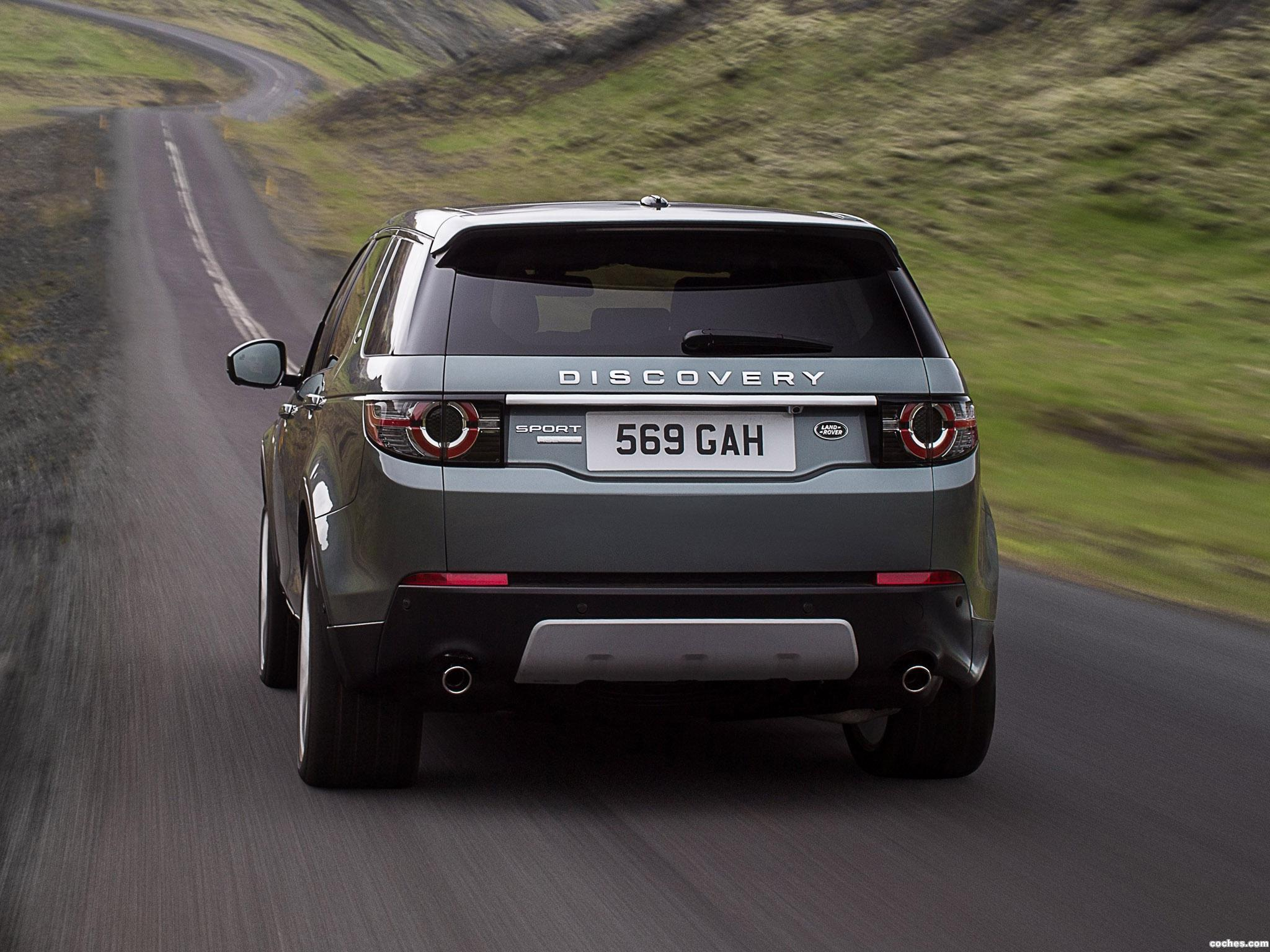 Foto 9 de Land Rover Discovery Sport HSE Luxury L550 2015