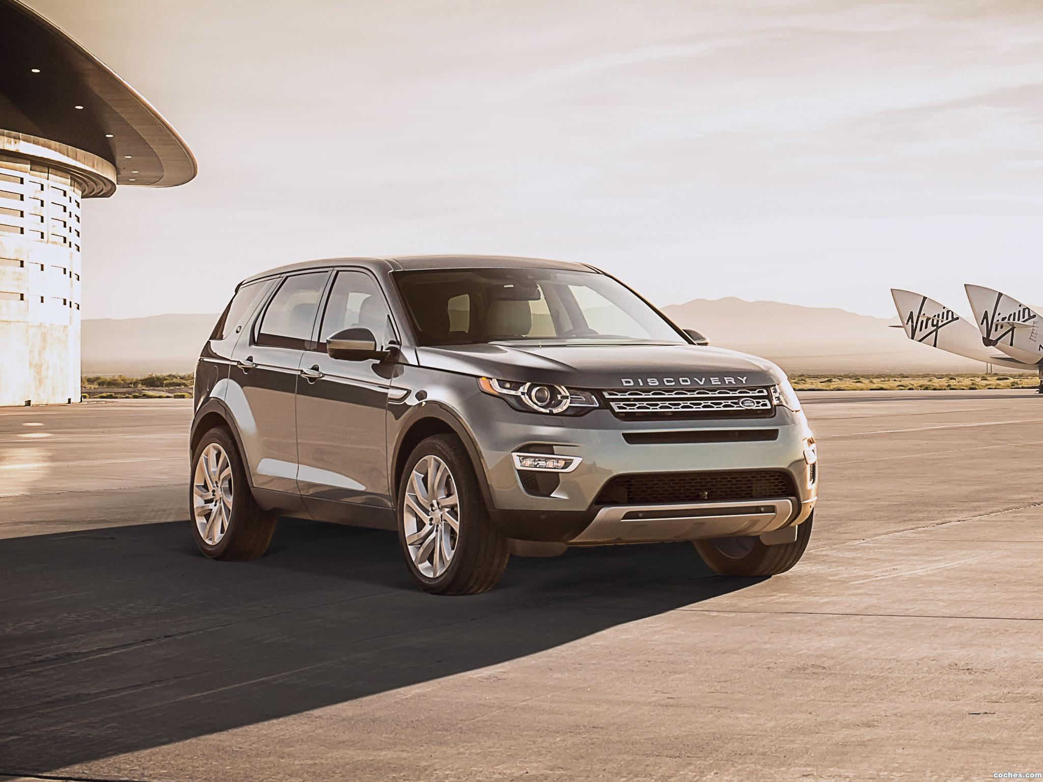 Foto 8 de Land Rover Discovery Sport HSE Luxury L550 2015
