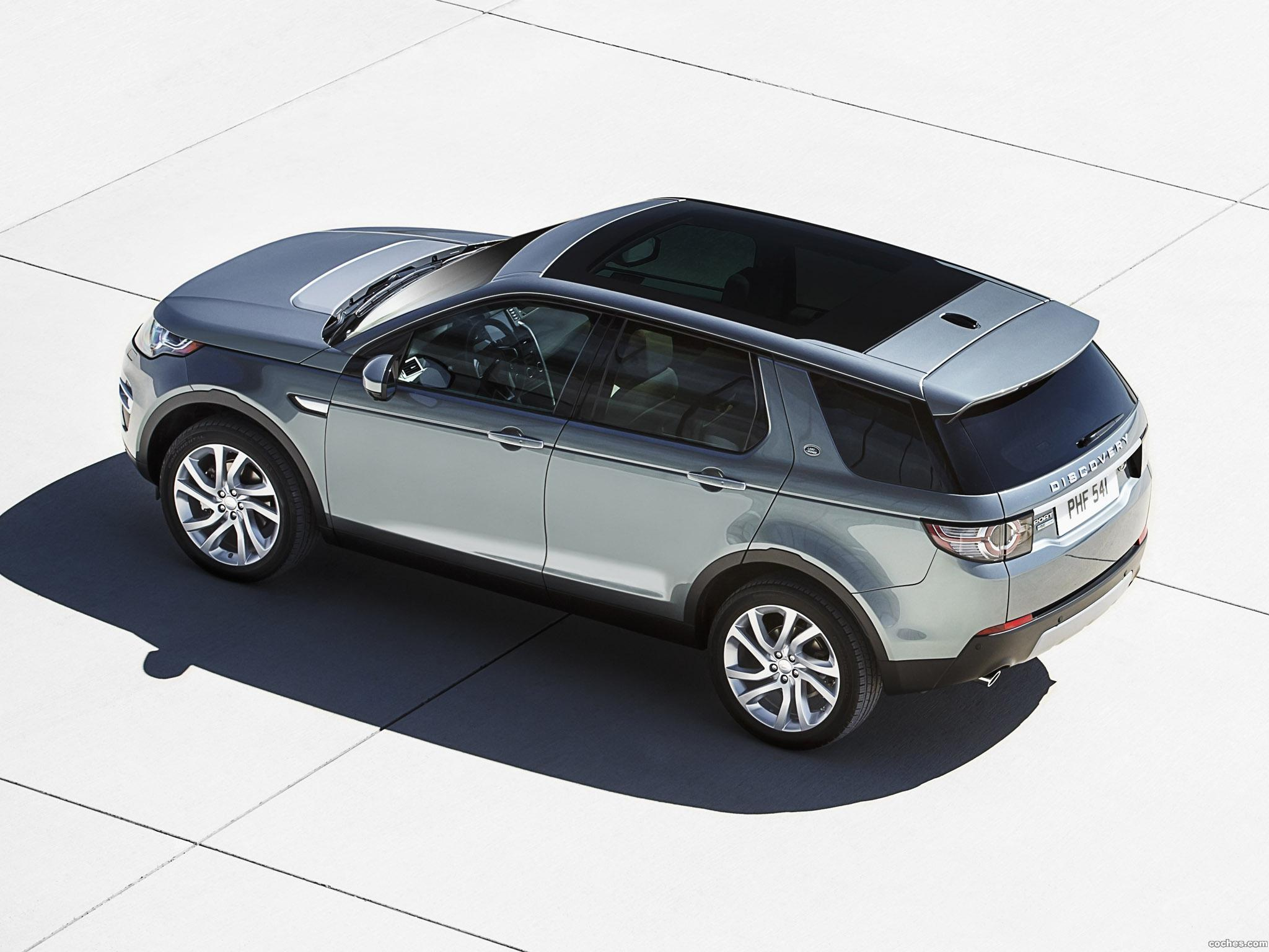 Foto 7 de Land Rover Discovery Sport HSE Luxury L550 2015