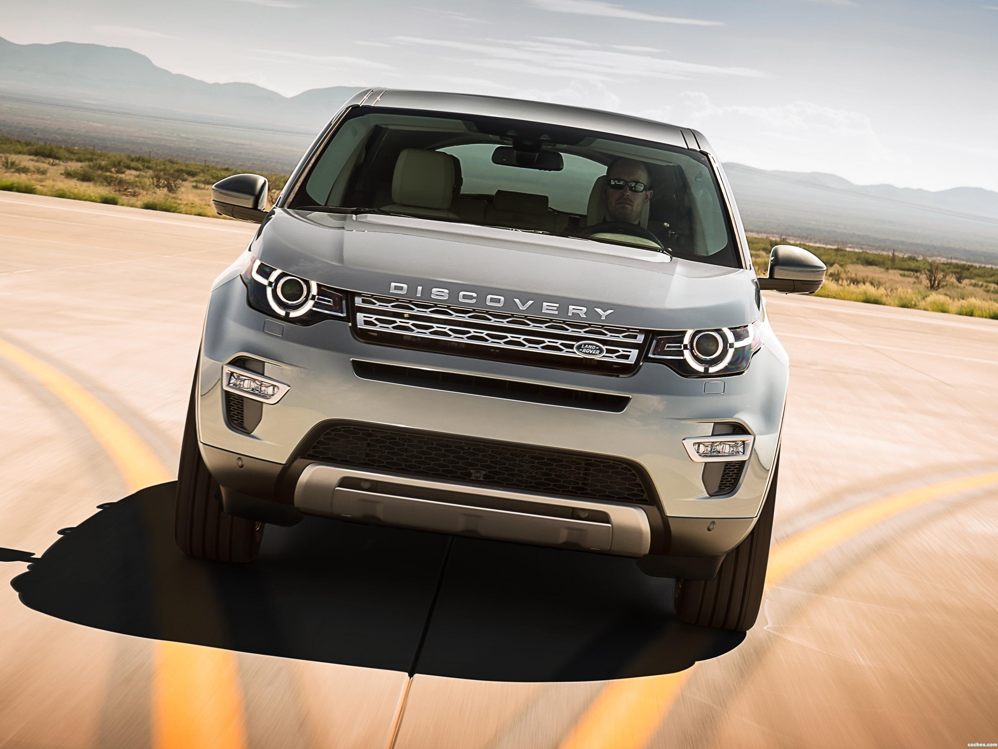 Foto 6 de Land Rover Discovery Sport HSE Luxury L550 2015