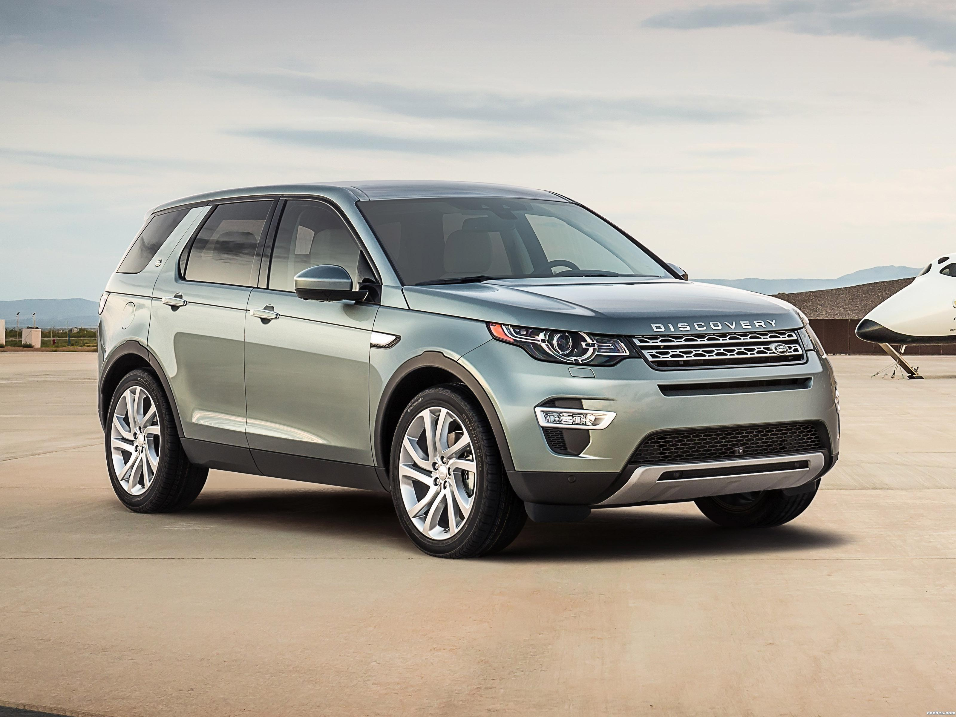 Foto 5 de Land Rover Discovery Sport HSE Luxury L550 2015