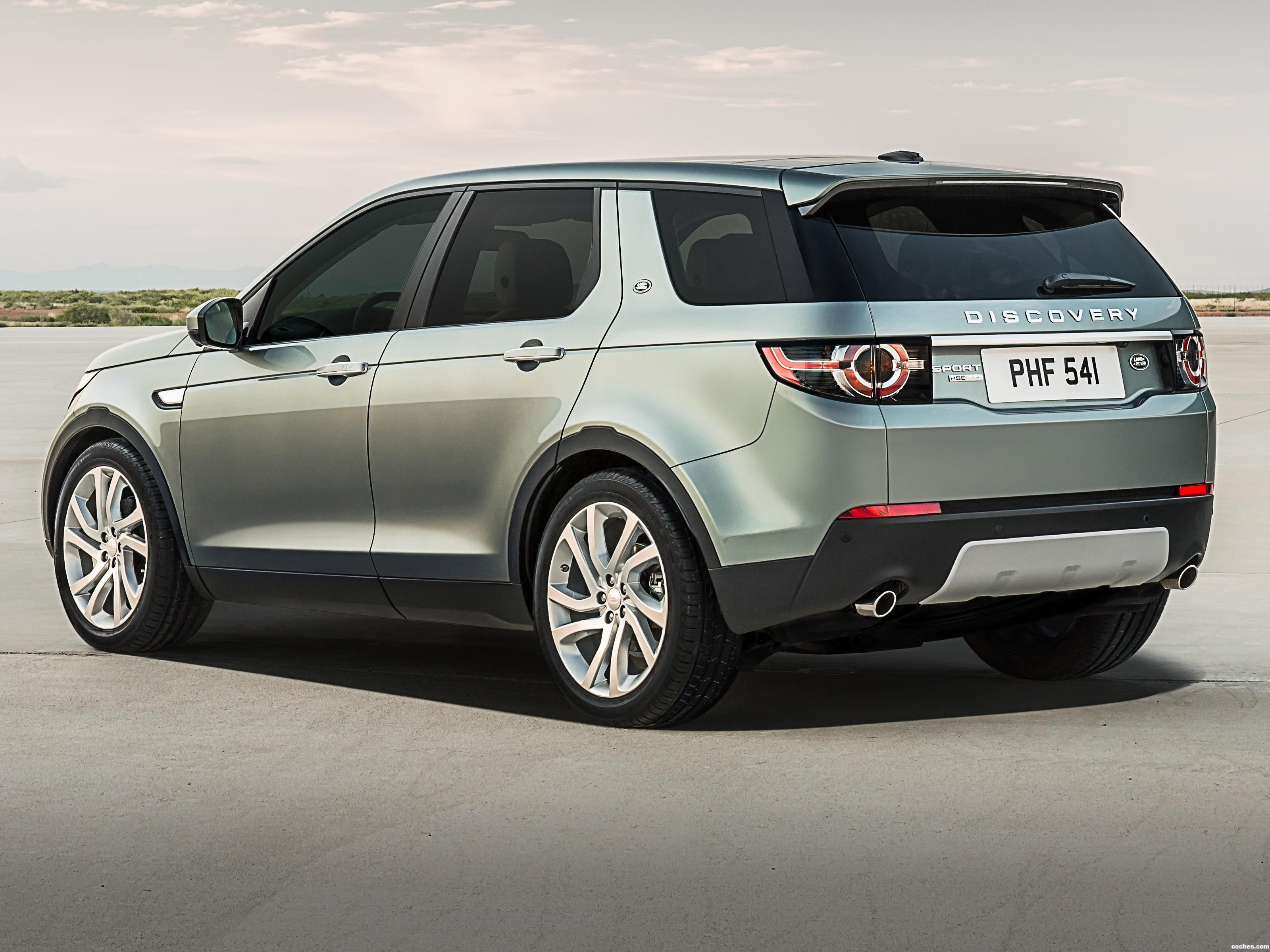 Foto 2 de Land Rover Discovery Sport HSE Luxury L550 2015