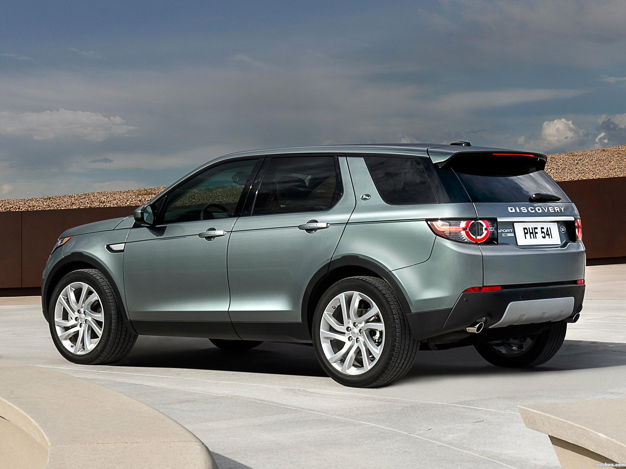 Foto 28 de Land Rover Discovery Sport HSE Luxury L550 2015