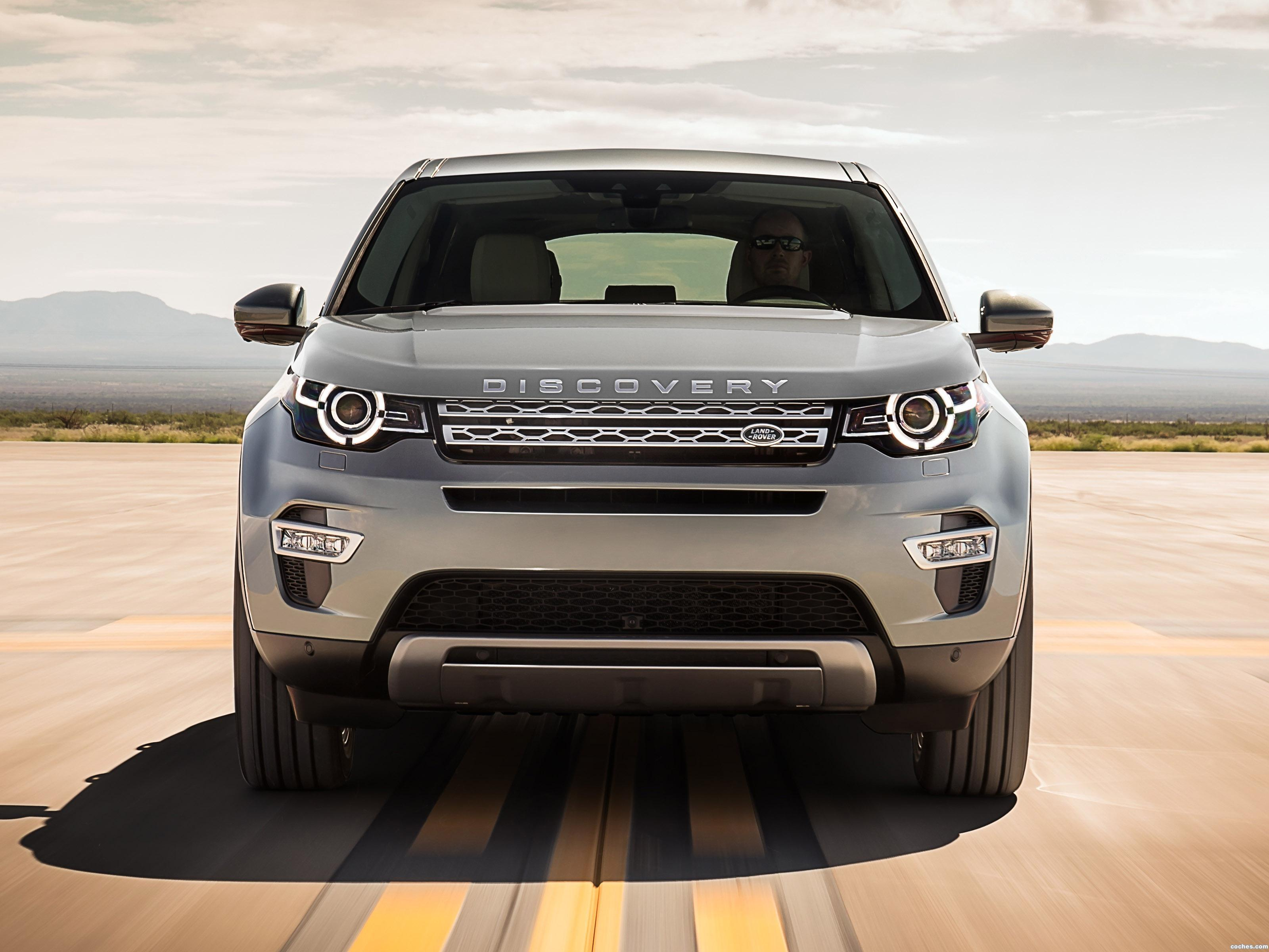 Foto 1 de Land Rover Discovery Sport HSE Luxury L550 2015
