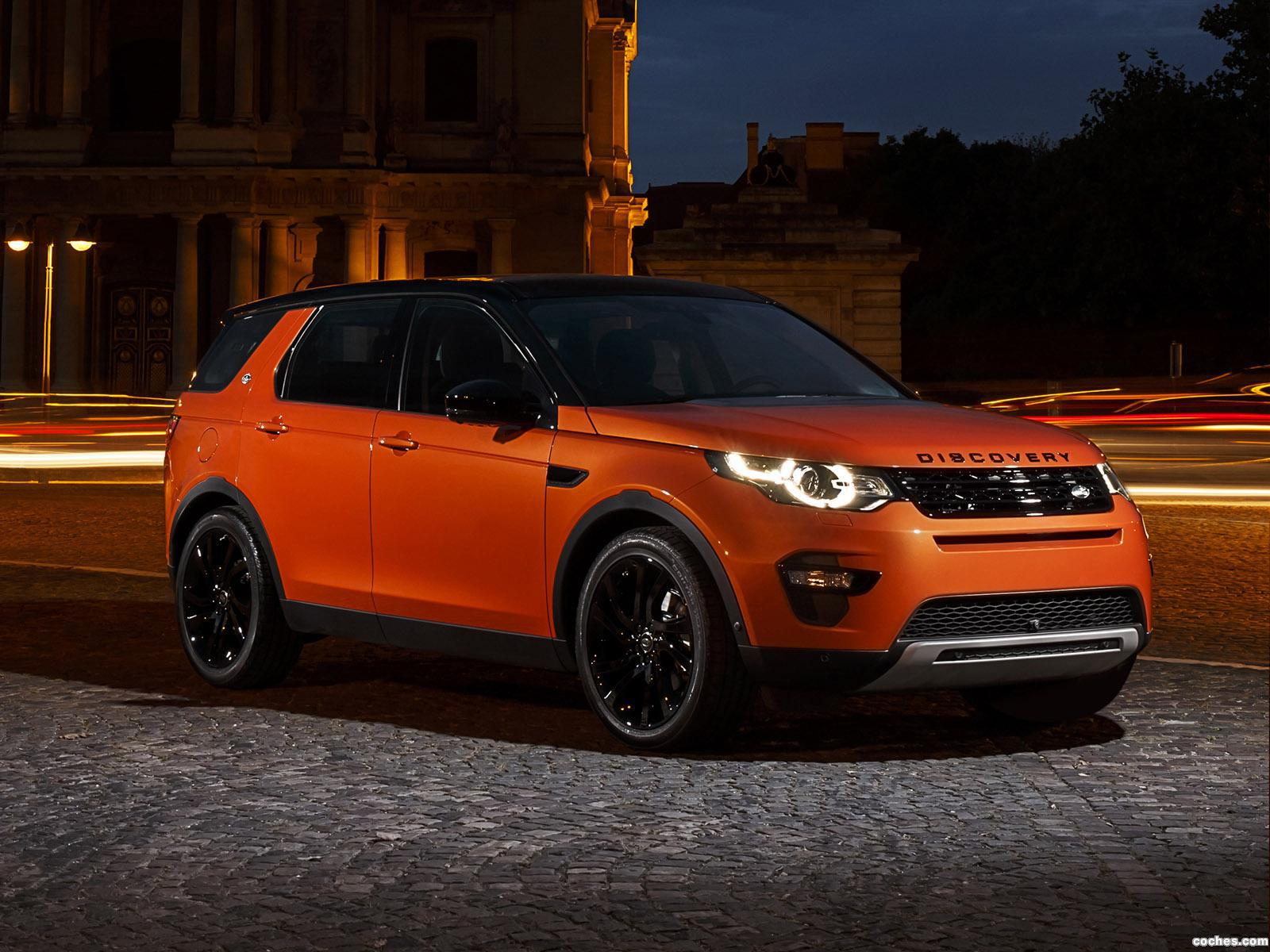 Foto 36 de Land Rover Discovery Sport HSE Luxury L550 2015