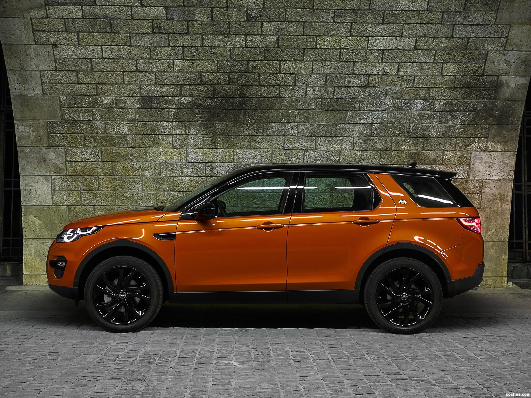 Foto 33 de Land Rover Discovery Sport HSE Luxury L550 2015
