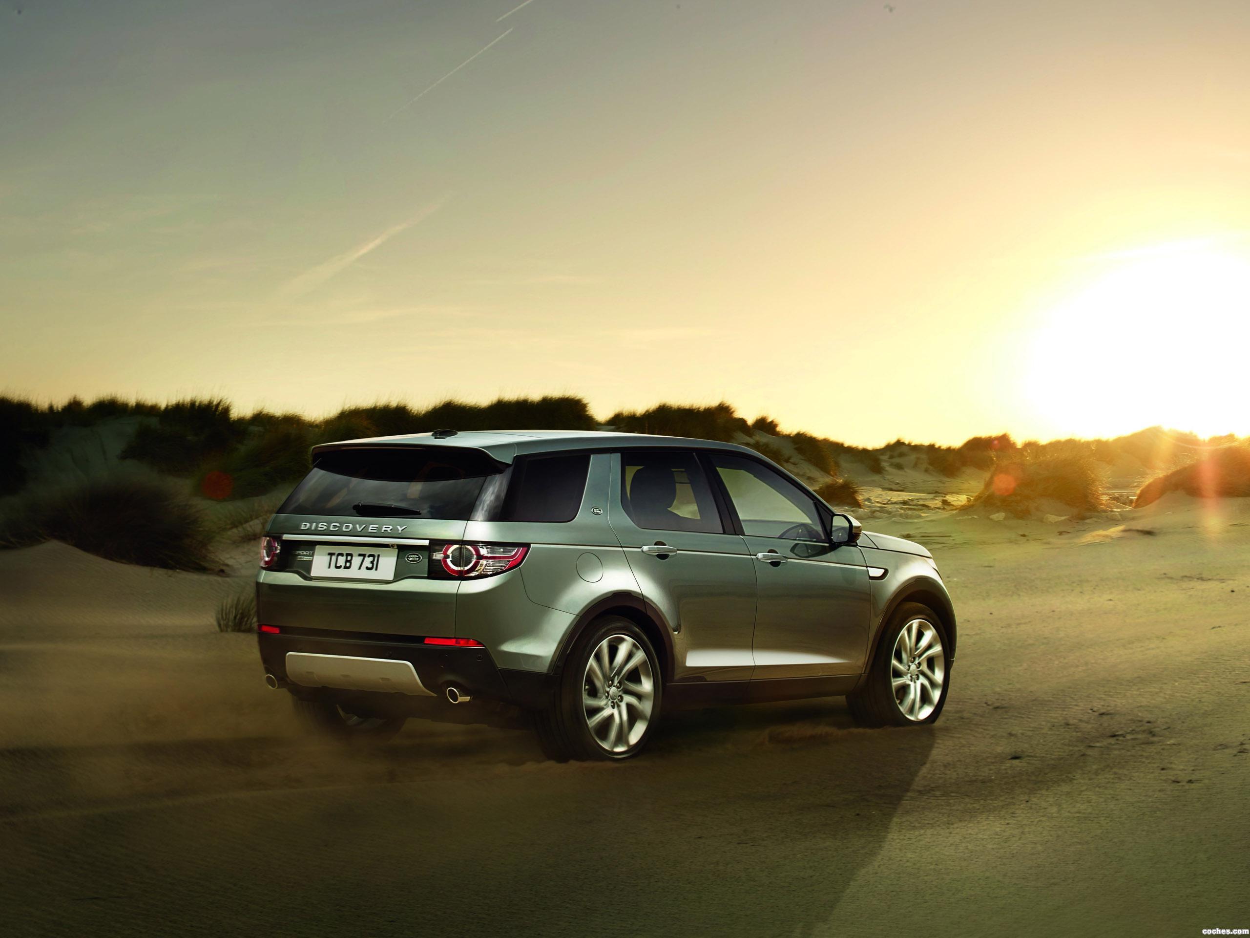 Foto 24 de Land Rover Discovery Sport HSE Luxury L550 2015