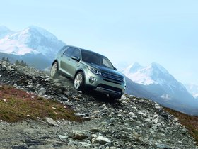 Ver foto 22 de Land Rover Discovery Sport HSE Luxury L550 2015