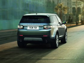 Ver foto 20 de Land Rover Discovery Sport HSE Luxury L550 2015
