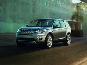Ver foto 19 de Land Rover Discovery Sport HSE Luxury L550 2015