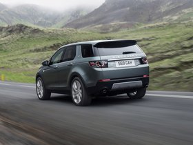 Ver foto 18 de Land Rover Discovery Sport HSE Luxury L550 2015