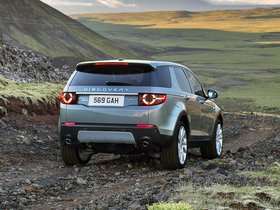 Ver foto 17 de Land Rover Discovery Sport HSE Luxury L550 2015