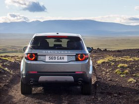Ver foto 16 de Land Rover Discovery Sport HSE Luxury L550 2015