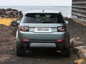 Ver foto 14 de Land Rover Discovery Sport HSE Luxury L550 2015