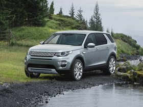 Ver foto 13 de Land Rover Discovery Sport HSE Luxury L550 2015